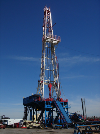 drilling-rig-for-Oil-and-Gas